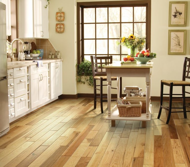 HARDWOOD - Windsor 5in. 916 Natural Walnut, Cozumel 233 SouthernSun