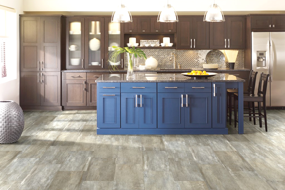 Vinyl flooring style in Plainfield, Joliet, & Oak Brook, IL