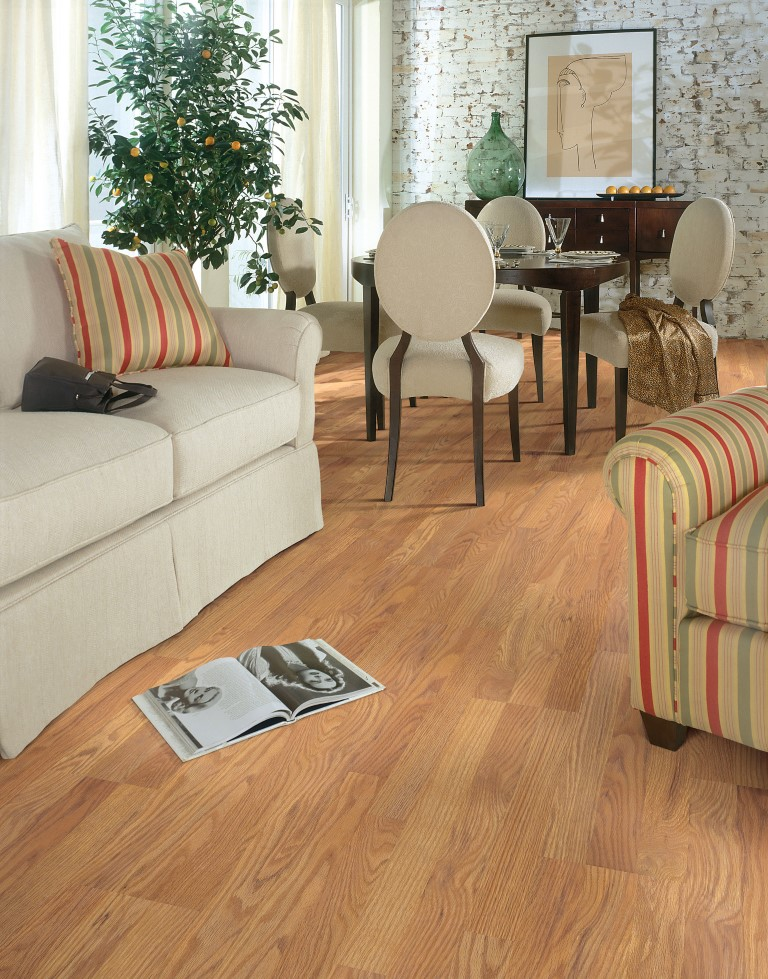Mellow Oak Flooring