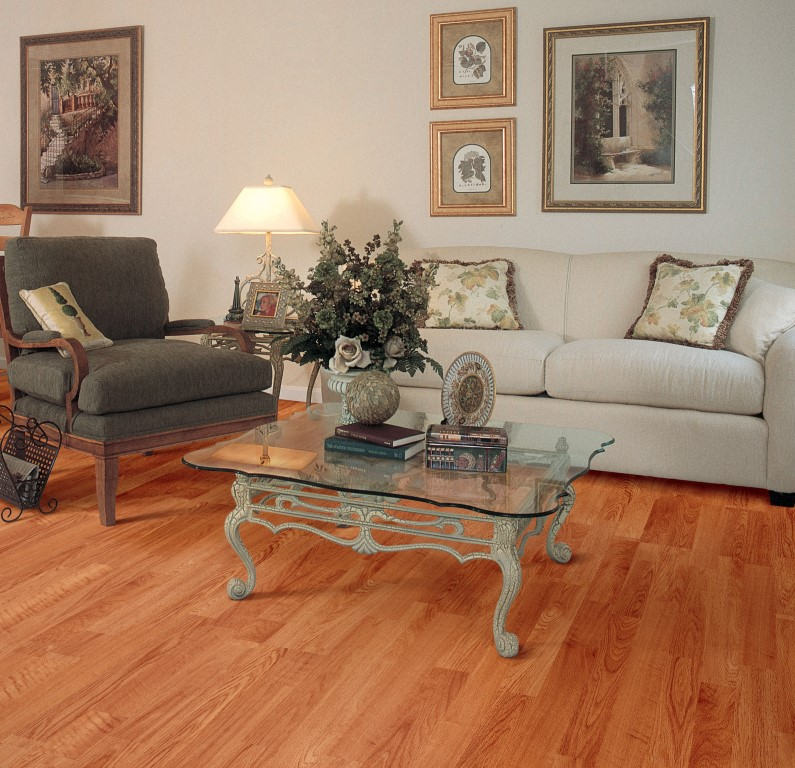 Crater Lake Oak Flooring