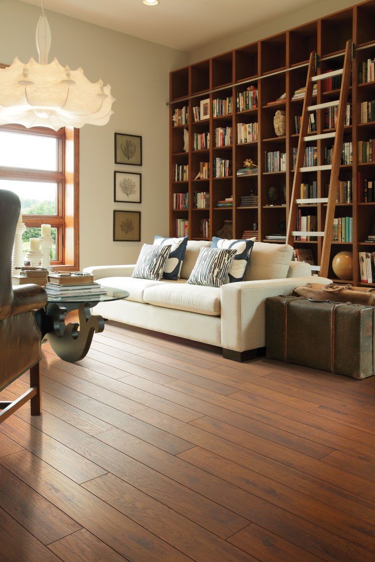 Laminate flooring in Plainfield, IL