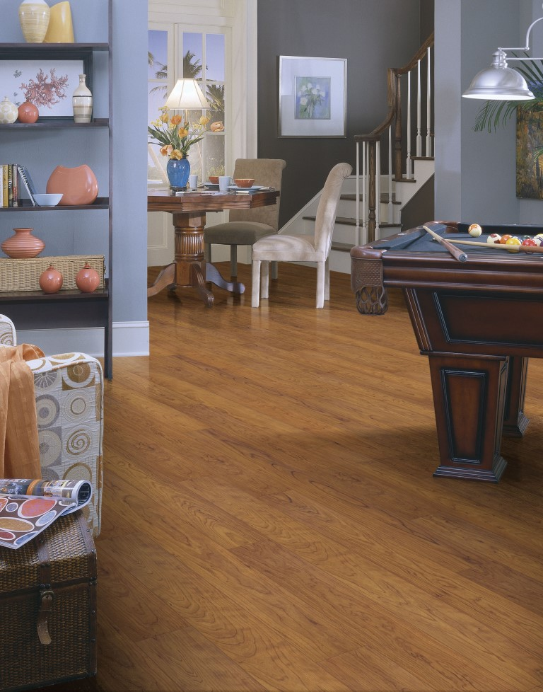 Mt. Vernon Cherry wood flooring
