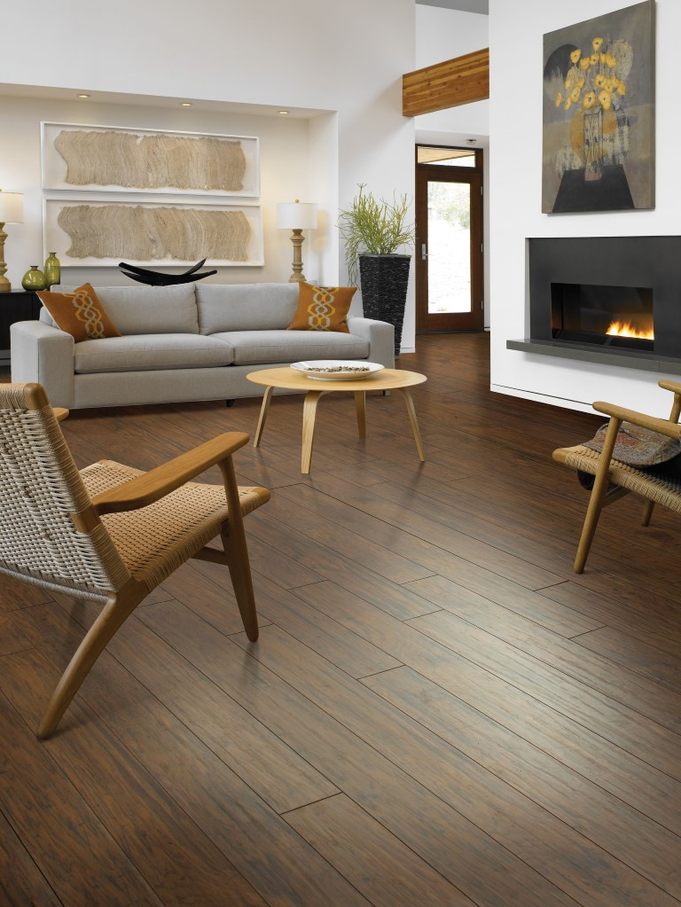 Engineered hardwood flooring in Elgin, and Brookfield, IL